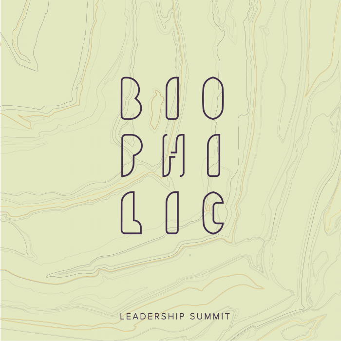 Biophilic Leadership Summit