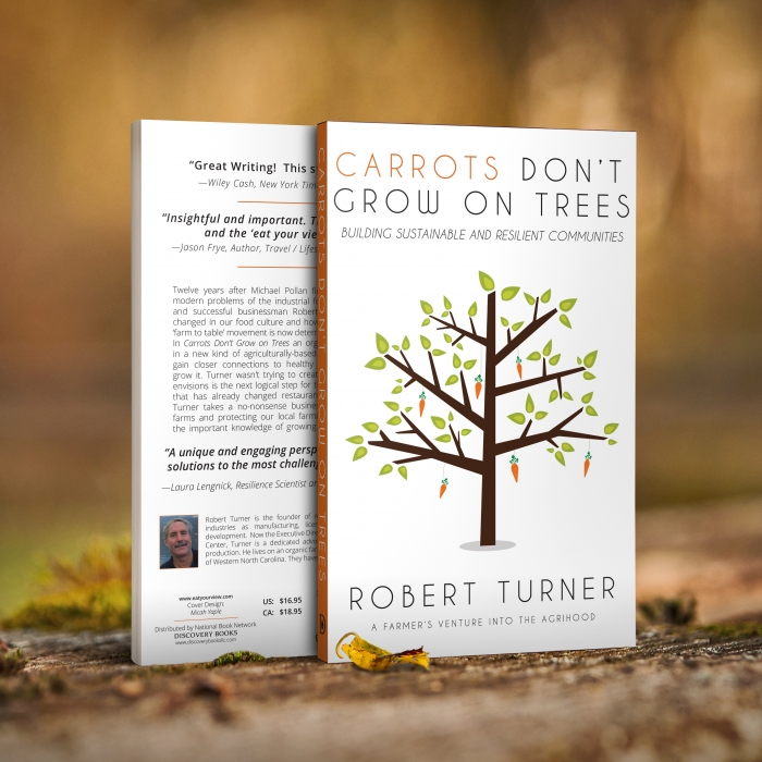 Author Talk with Robert Turner
